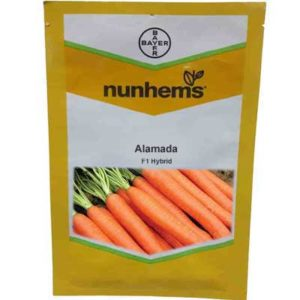 Alamada carrot seeds