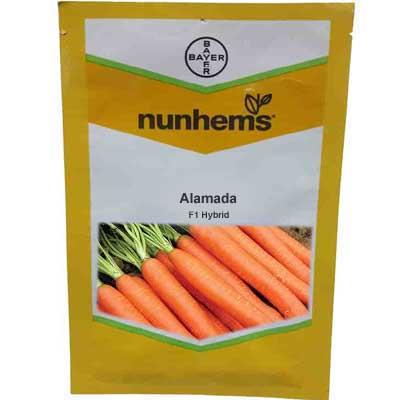 Alamada carrot seeds