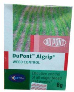 Algrip herbicide